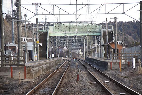 総武本線日向駅
