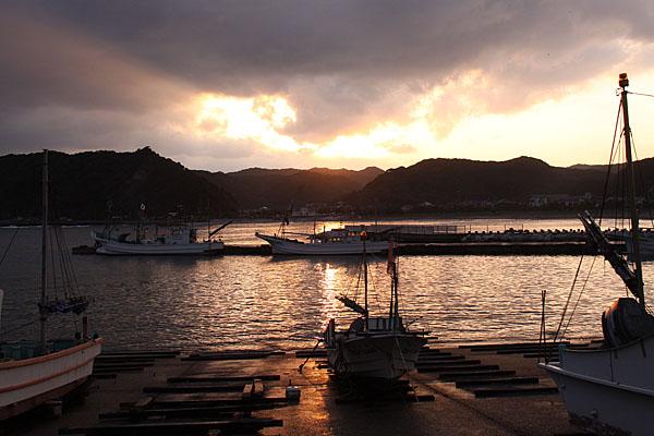 I興津海岸