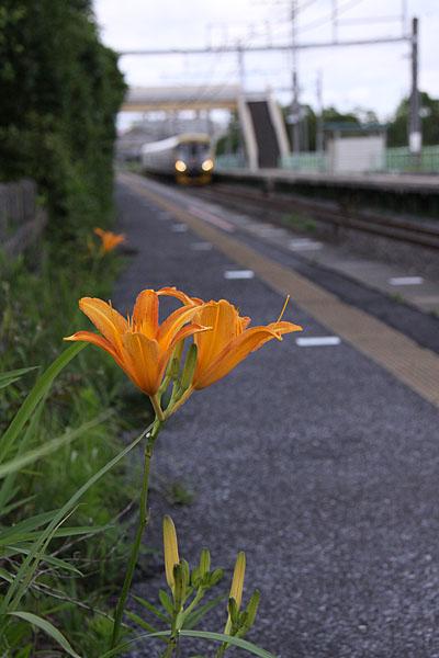 外房線永田駅